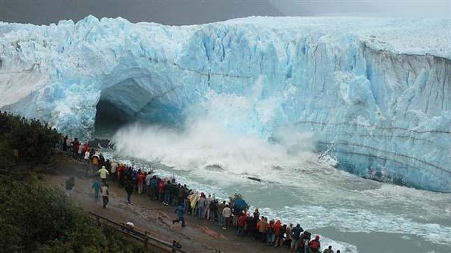 Perito Moreno gleccser