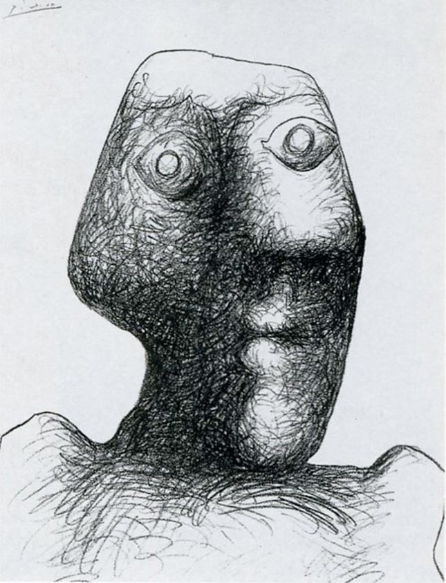 Picasso önarcképei