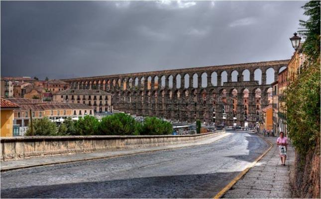 Segovia római kori vízvezeték