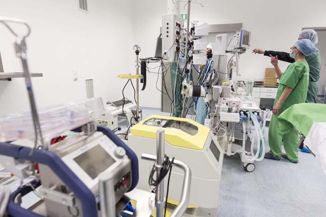 Tüdőtranszplantáció Magyarországon