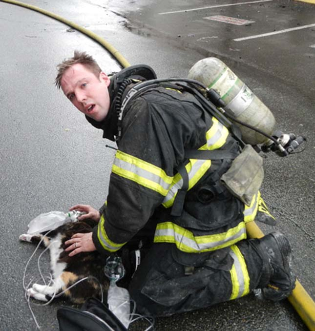 Tűzoltók