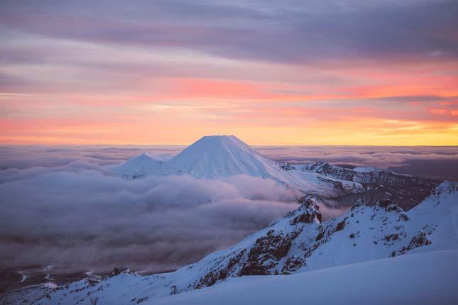Csodálatos képek Új-Zélandról