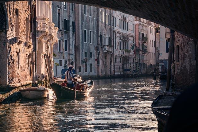 Velence, Olaszország