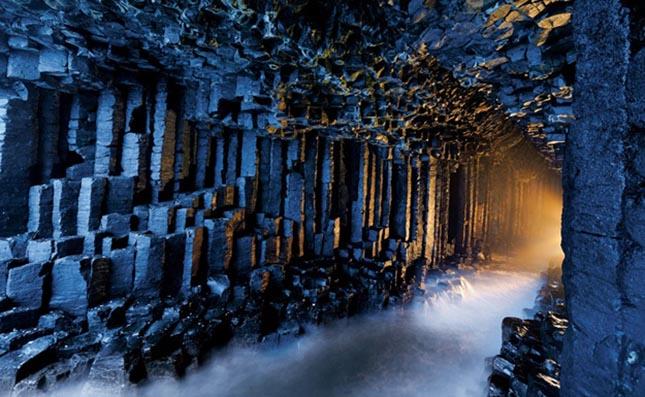 Fingal-barlang, Skócia
