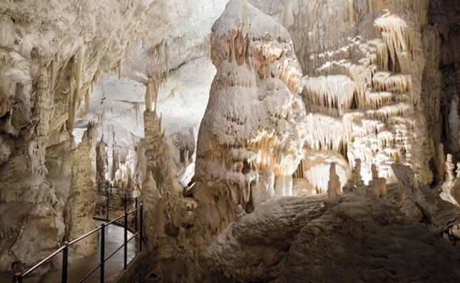 Postojnai barlang, Szlovénia