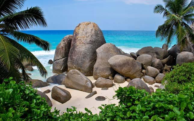 Seychelle szigetek