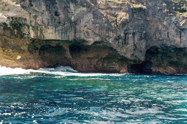 A lakatlan csendes-óceáni Henderson-sziget