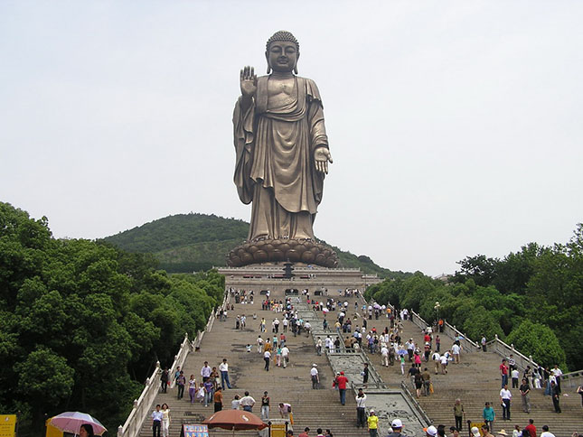A Nagy Buddha, Ling Shan