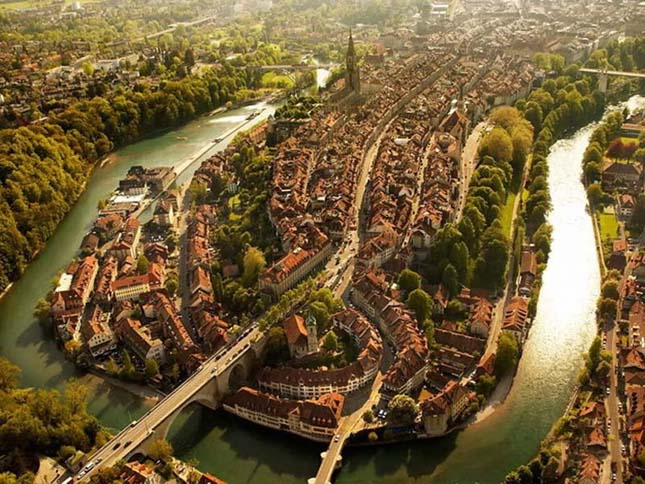 Bern, Svájc.