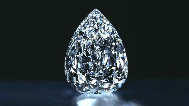 Cullinan I (Great Star of Africa) - Afrika nagy csillaga gyémánt
