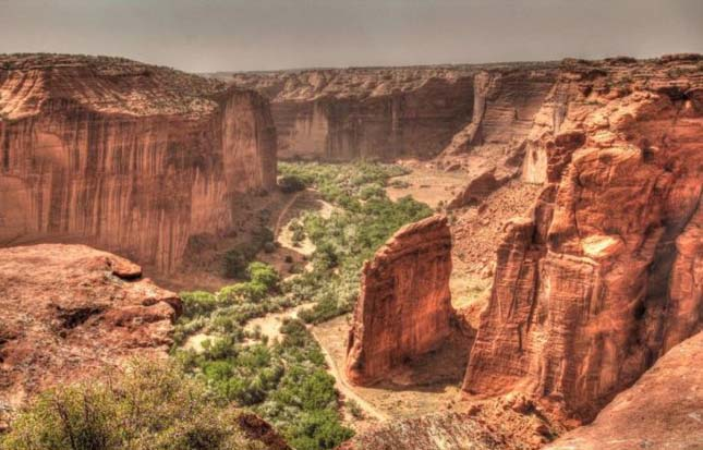 De Chelly Canyon, Arizona, USA