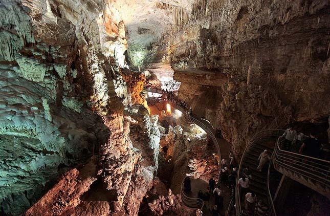JEITA Grotto, Libanon.