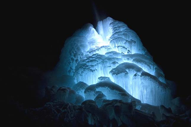 Mesterséges jéggejzír