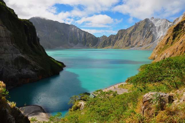Pinatubo kráter