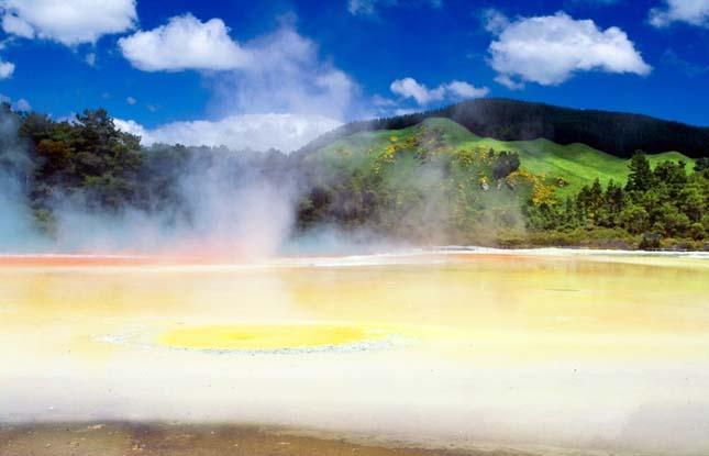 Rotorua, Új-Zéland