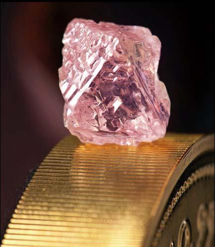 Williamson Pink gyémánt