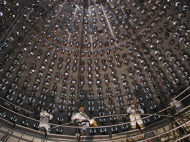 Gran Sasso Neutrino