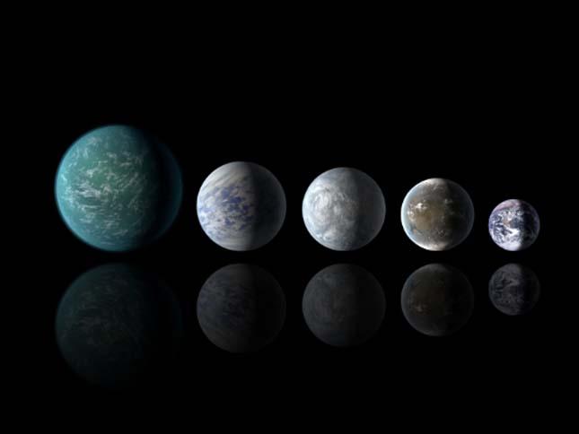 Föld szerű bolygók