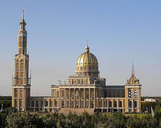 Szűz Mária Bazilika Lihenskoy