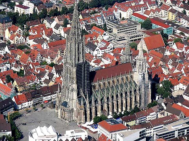 Ulm katedrális - Németország