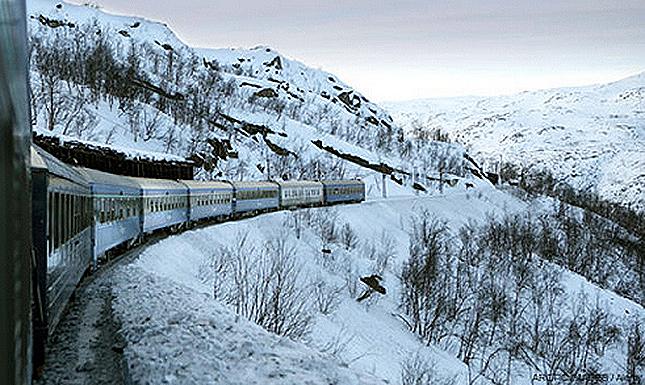 Északi-sarkkör Expressz