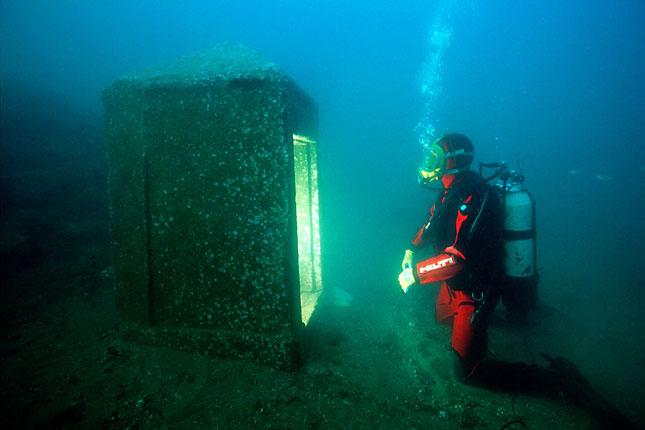 A legfontosabb felfedezések közé tartozik egy Ptolemaiosz-korból származó monolitikus kápolna