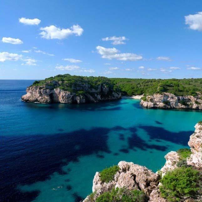 Menorca - Baleári-szigetek Spanyolország