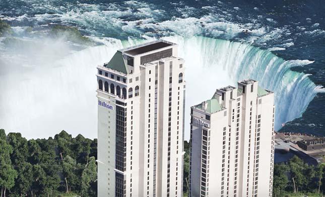 Hilton Hotel and Suites Niagara Falls