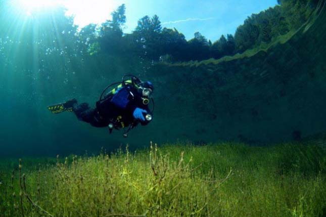 Sameranger tó - Tirol, Ausztria