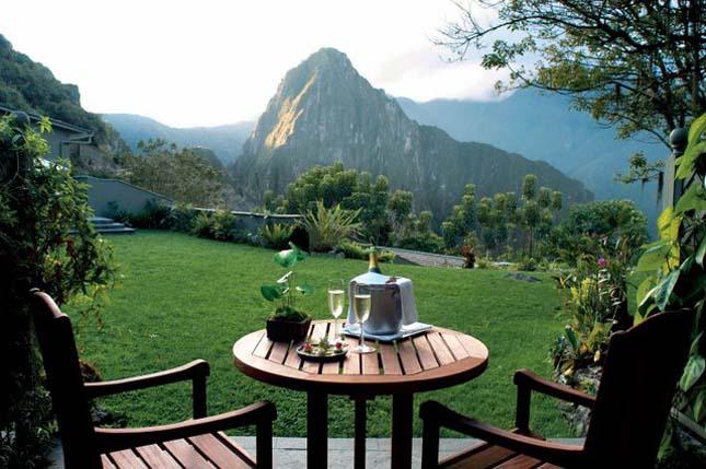 Machu Picchu Sanctuary Lodge by Orient-Express
