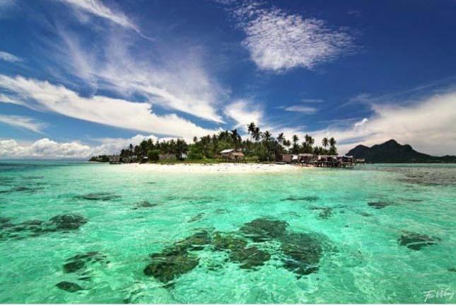 Maiga sziget, Sabah