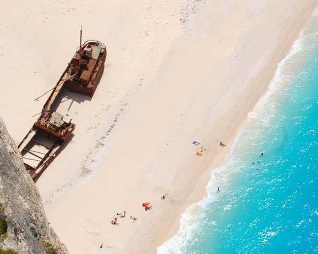Navagio Beach, Görögország