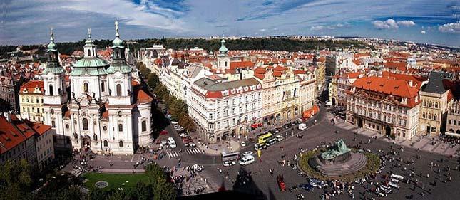 Prága, Óvárosi tér