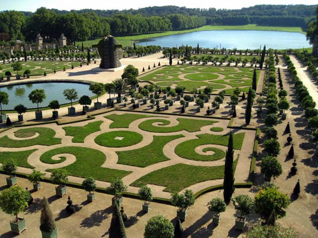 Versailles-i kertek