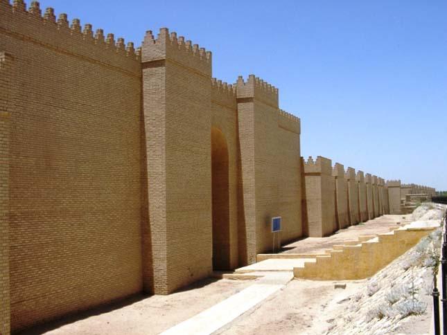 Walls of Babylon