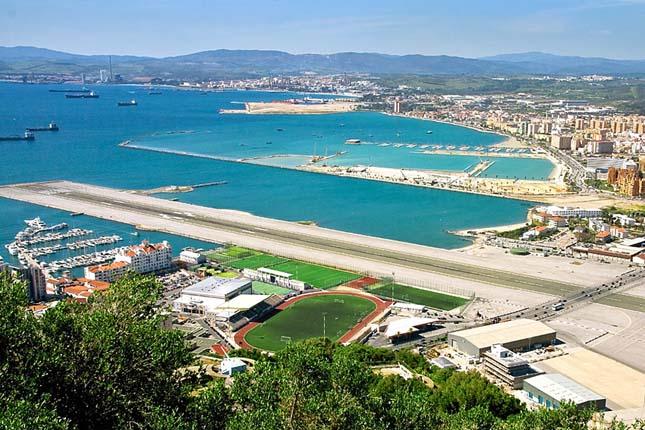 Gibraltari Repülőtér