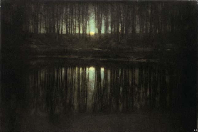 Edward Steichen - The Pond-Moonlight