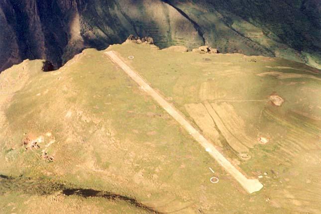 Matekane Replőtér, Lesotho