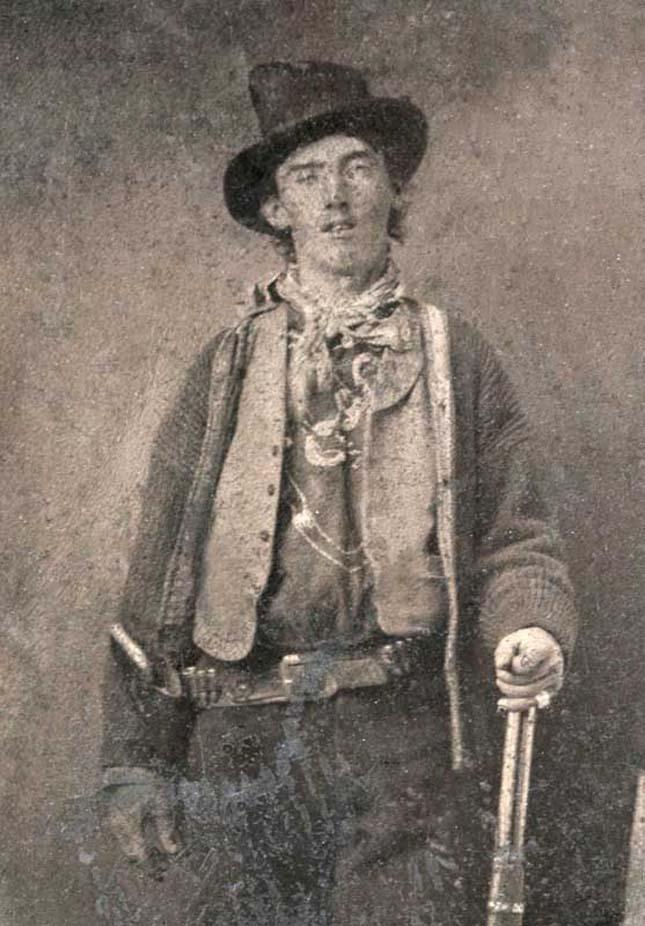 Ismeretlen fotós - Billy the Kid