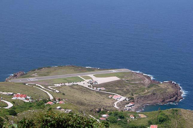 Juancho E. Yrausquin Repülőtér