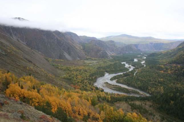 Altaj természetvédelmi terület