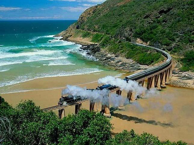 Autenikua Chu Tdzho (Outeniqua Choo Tjoe), Dél-Afrika