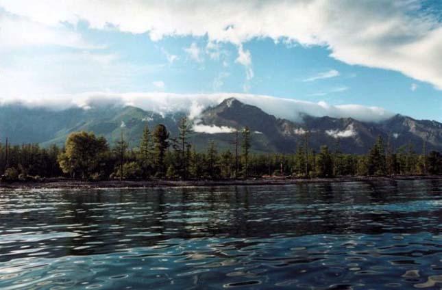 Bajkál természetvédelmi terület