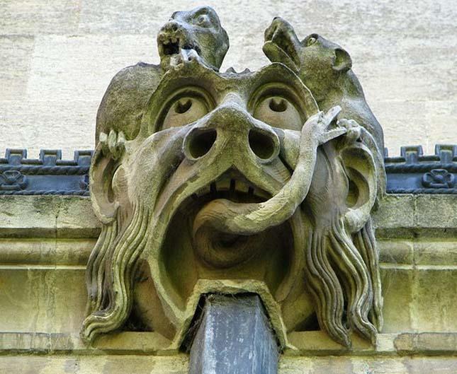 Magdalen College - Oxford, Anglia