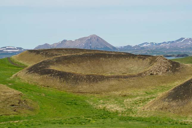 Myvatn tó - Izland
