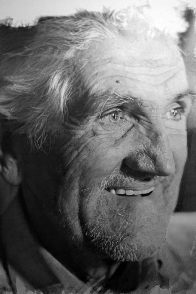 Paul Cadden - ceruzarajz papíron