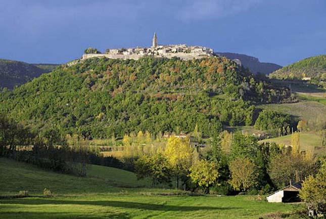 Puycelci község, Franciaország
