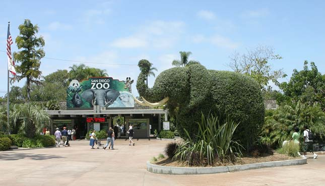 San Diego Állatkert