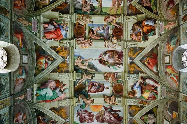 Vatikáni Múzeumok