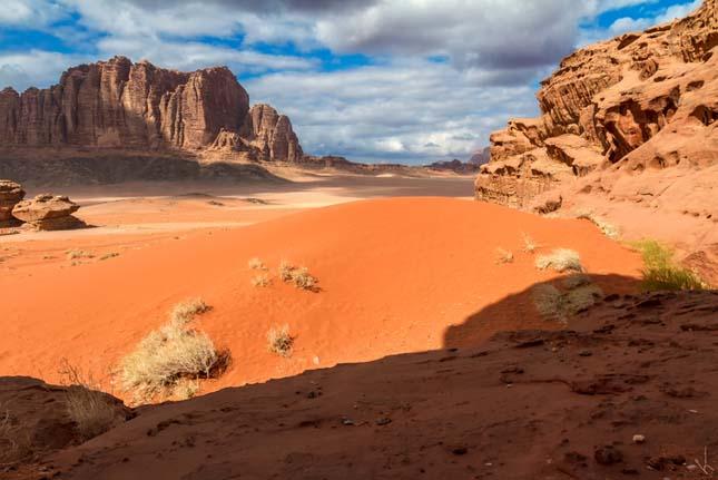 Wadi Rum - Jordánia
